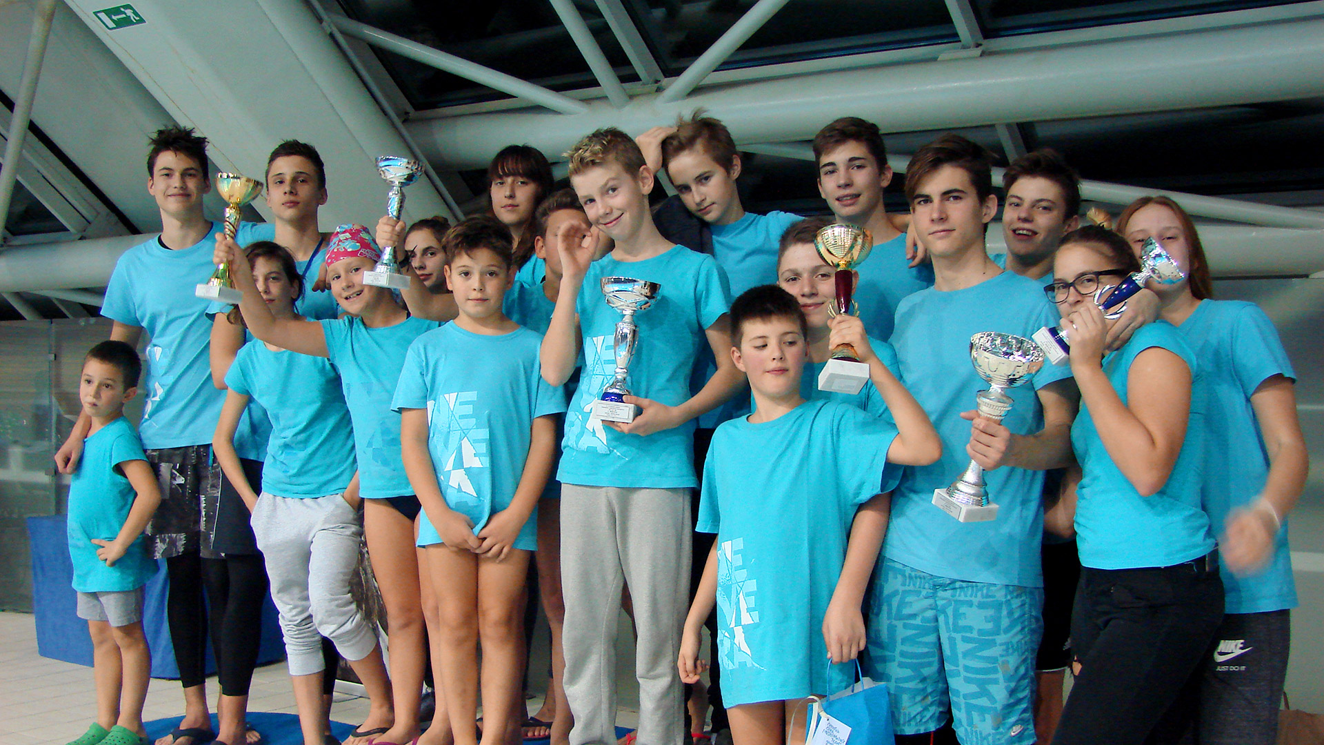 Nevera Finswimming Team